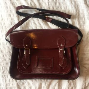 Cambridge Satchel crossbody bag